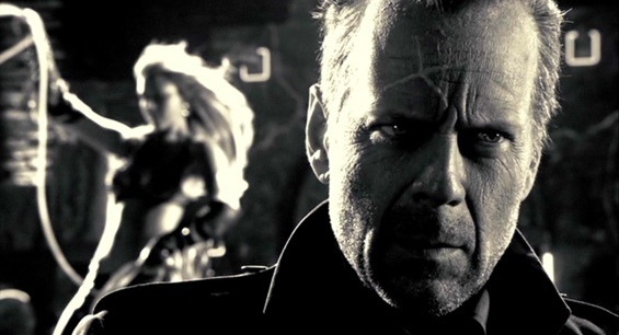 Sin City screenshot