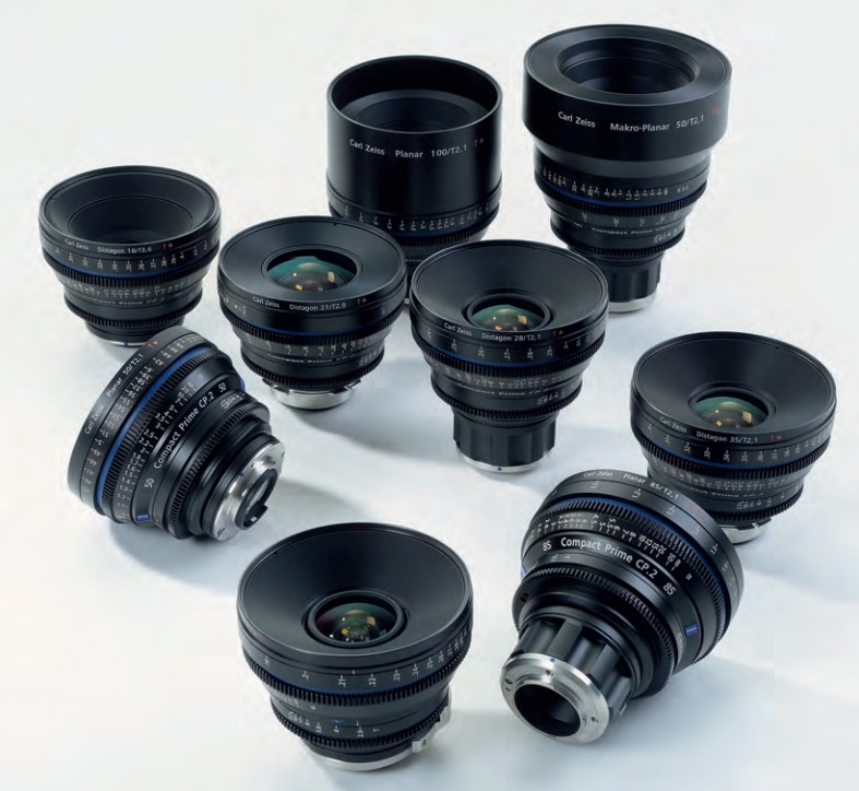 Carl Zeiss compact primes cp.2
