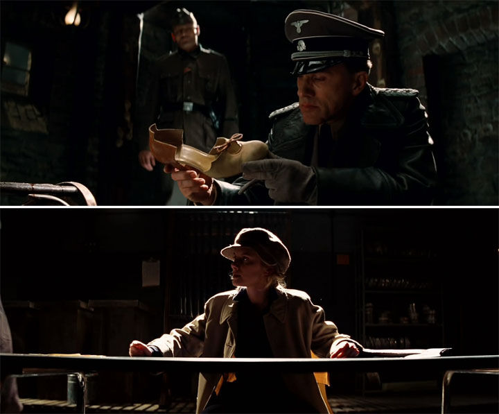 Inglourious Basterds Backlight Richardson