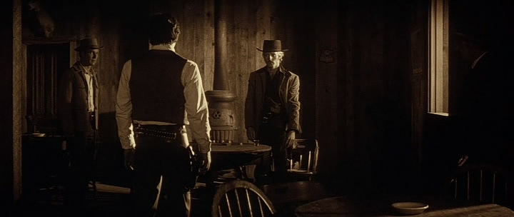 Butch Cassidy and the Sundance Kid lighting